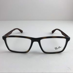 857660ba01 Ray-Ban Accessories - RAY-BAN prescription glasses RB7056 Brown 2012